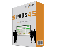 PADS4 digital signage box